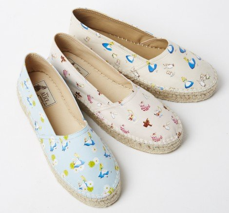 「Espadrilles(AS4233)」 7900円(C)Disney