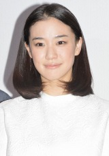 蒼井優 (C)ORICON NewS inc.