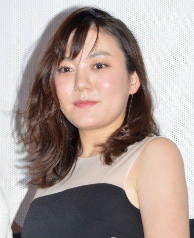 『花とアリス殺人事件』の完成披露上映会に出席した鈴木杏 (C)ORICON NewS inc.