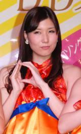 デビューシングル「一大告白タイム」発売記念イベントに出席した高島美稀 (C)ORICON NewS inc.