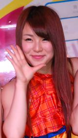 デビューシングル「一大告白タイム」発売記念イベントに出席した西山琴海 (C)ORICON NewS inc.