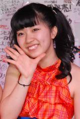 デビューシングル「一大告白タイム」発売記念イベントに出席した竹田さと (C)ORICON NewS inc.