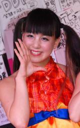 デビューシングル「一大告白タイム」発売記念イベントに出席した田島あやの (C)ORICON NewS inc.
