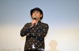 試写会ではMCも務めた、横山雄二 (C)2015 映画「ラジオの恋」製作委員会