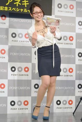 映画『鬼灯さん家のアネキ』ブルーレイ&DVD発売記念イベントに出席した谷桃子 (C)ORICON NewS inc.