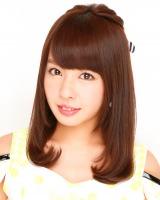 NMB48の新曲「Don't look back!」でセンターを務める山田菜々 (C)NMB48