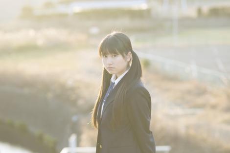 ももいろクローバーZの佐々木彩夏(撮影:新津保建秀)