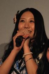 ドキュメンタリー映画『アイドルの涙 DOCUMENTARY of SKE48』完成披露舞台あいさつに登壇した古畑奈和 (C)ORICON NewS inc.