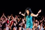 2014年9月13日に東京・日比谷野外音楽堂で行われたシーナ&ロケッツ35周年記念ライブの模様