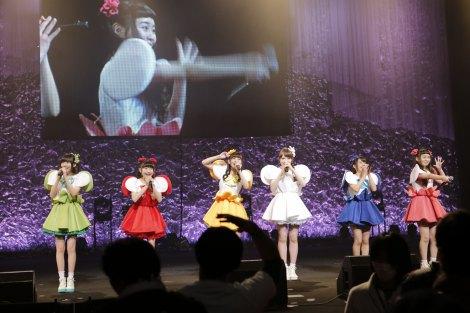 『Coming Next 2015』に出演した乙女新党