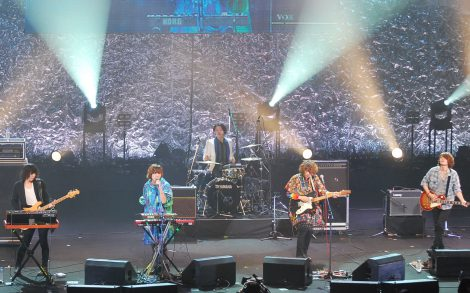 『Coming Next 2015』に出演したHAPPY (C)ORICON NewS inc.