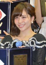 第51回平成26年度日本クラウンヒット賞贈呈式に出席した河西智美 (C)ORICON NewS inc.