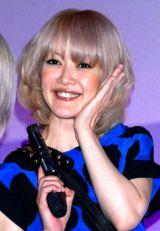ブログで髪をダークカラーにしたことを明かした松嶋尚美 写真は2012年9月撮影 (C)ORICON NewS inc.