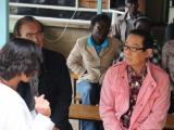 昨年11月、楽曲の舞台ケニアを訪れたさだまさし