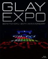GLAYのライブBlu-ray Disc『GLAY EXPO 2014 TOHOKU 20th Anniversary Blu-ray』