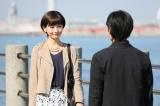 (左から)中村ゆり、永山たかし(C)2015テレビ朝日