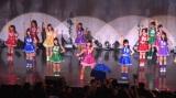UNIDOL2014-15のステージ模様 (C)ORICON NewS inc.