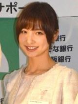 倹約家ぶりをみせた篠田麻里子 (C)ORICON NewS inc.