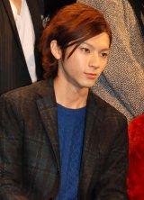 ミュージカル『GARANTIDO(ガランチード)』製作発表会見に出席した山田裕貴 (C)ORICON NewS inc.