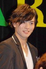 ミュージカル『GARANTIDO(ガランチード)』製作発表会見に出席した橋本汰斗 (C)ORICON NewS inc.