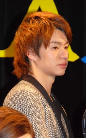 ミュージカル『GARANTIDO(ガランチード)』製作発表会見に出席した高橋龍輝 (C)ORICON NewS inc.