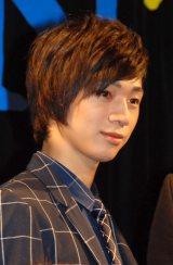 ミュージカル『GARANTIDO(ガランチード)』製作発表会見に出席した三津谷亮 (C)ORICON NewS inc.