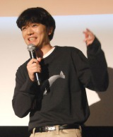 """""""公開ムチャぶり""""でラップを披露した染谷将太 (C)ORICON NewS inc."""