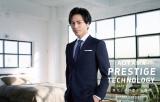 三代目JSB・登坂広臣が凛々しいスーツ姿で登場