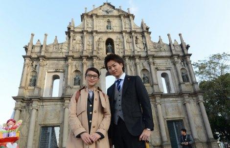 武井咲&TAKAHIRO『戦力外捜査官』がSP版で3月21日、午後9時から放送 (C)日本テレビ