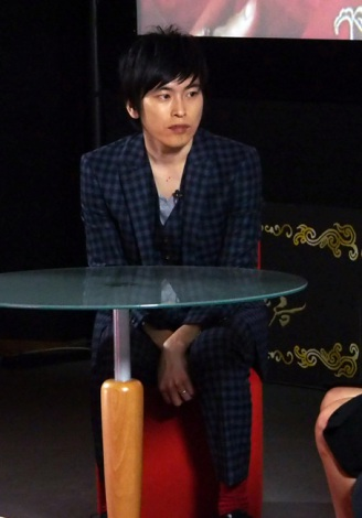 NHK・BSプレミアムで3月1日放送のスペシャル番組『奇皇后-ふたつの愛 涙の誓い-』に出演する村上純(しずる) (C)ORICON NewS inc.