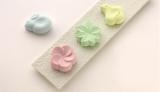 和菓子がモチーフになった、専用オイル付きの和のフレグランスアイテム『香菓』