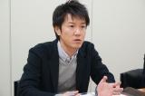 サザビーリーグ主催の新たなライフスタイルビジネスの事業プランを語る経営戦略室広報課課長の植村剛直氏