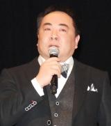 劇中で父親役を演じたドランクドラゴン・塚地武雅 (C)ORICON NewS inc.
