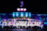 デビュー3周年記念ライブで7時間半にわたって全73曲を歌いきった乃木坂46