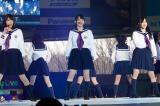 『乃木坂46 3rd YEAR BIRTHDAY LIVE』より(左から生田絵梨花、生駒里奈、星野みなみ)