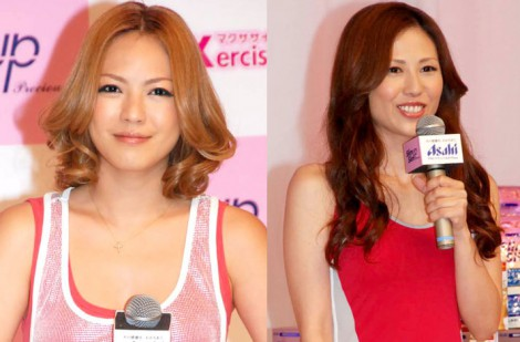 サムネイル MAX(左から)LINA、NANA (C)ORICON NewS inc.