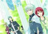 『赤髪の白雪姫』がTVアニメ化! 夏に放送開始=白泉社提供