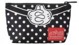 「マンハッタン ポーテージ」がプロデュースしたバッグが、東京ディズニーシー限定で登場(ポーチ/税込3800円)(C)Disney