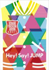 Hey!Say!JUMPのライブDVD『Hey!Say!JUMP LIVE TOUR 2014 smart』が初登場1位
