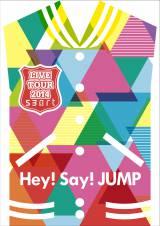 Hey!Say!JUMPのライブDVD『Hey!Say!JUMP LIVE TOUR 2014 smart』が初登場1位