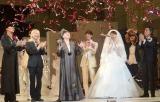 桂由美50周年記念コレクション『YUMI KATSURA 50th SHINING FOREVER』の模様 (C)ORICON NewS inc.