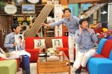 関西テレビで2月28日放送の『さんまのまんま』ゲストは原口あきまさとほいけんた(C)関西テレビ