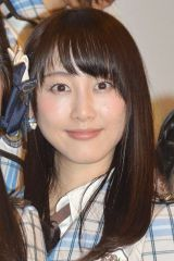 今後のSKE48について語った松井玲奈 (C)ORICON NewS inc.