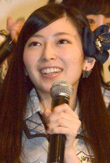 ドキュメンタリー映画『アイドルの涙 DOCUMENTARY of SKE48』公開前夜祭に出席した大矢真那 (C)ORICON NewS inc.
