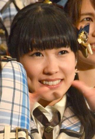 ドキュメンタリー映画『アイドルの涙 DOCUMENTARY of SKE48』公開前夜祭に出席した佐藤実絵子 (C)ORICON NewS inc.