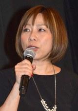 ドキュメンタリー映画『アイドルの涙 DOCUMENTARY of SKE48』公開前夜祭に出席した牧野アンナ氏 (C)ORICON NewS inc.