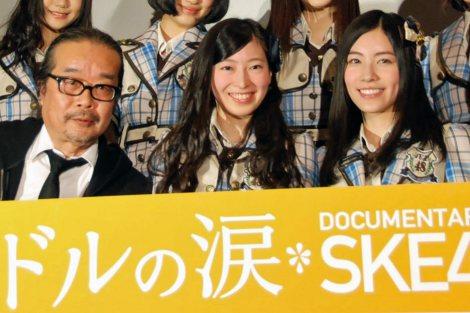 2月15日に行われた完成披露舞台あいさつにて (C)ORICON NewS inc.