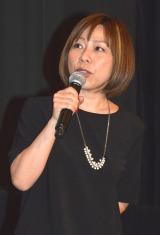 愛ある厳しい指導でSKE48を鍛え上げた振付師の牧野アンナ氏 (C)ORICON NewS inc.