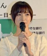後藤浩輝騎手の訃報に「胸が痛む」と語った篠田麻里子 (C)ORICON NewS inc.