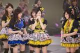 難波鉄砲隊其之六のセンターであることが発表された須藤凜々花(C)NMB48